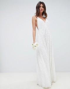 Sukienka Asos Edition na ramiączkach