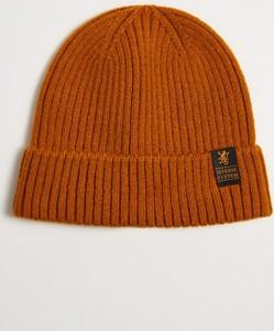 Żółta czapka Diverse
