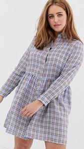 Sukienka Daisy Street Plus koszulowa