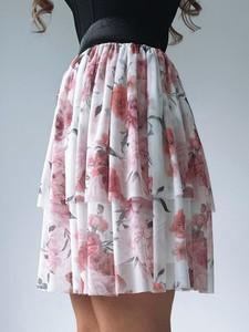 Spódnica Versada w stylu casual z tiulu