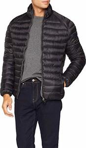 Granatowa kurtka Invicta w stylu casual