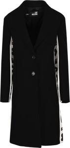 Płaszcz Love Moschino z wełny