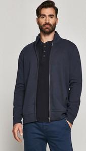 Granatowa bluza Medicine w stylu casual