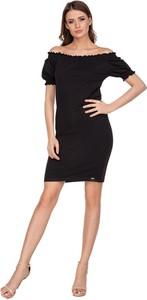 Sukienka Ptakmoda.com hiszpanka z dresówki