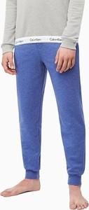 Spodnie sportowe Calvin Klein z dresówki