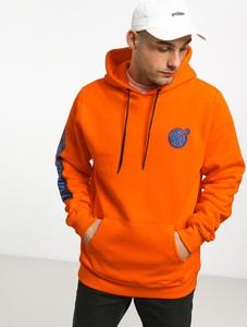 Pomarańczowa bluza Turbokolor