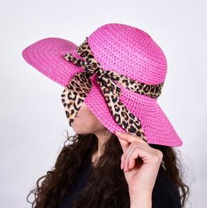 Różowa czapka Sklepfilloo