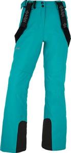 Niebieskie spodnie sportowe Kilpi