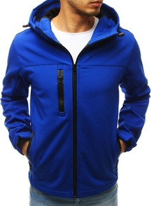 Niebieska kurtka Dstreet z plaru