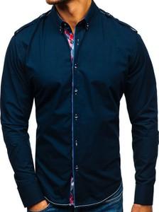 Niebieska koszula Denley