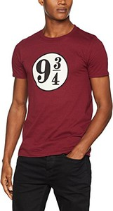 Bordowy t-shirt cid