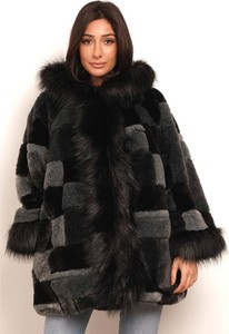 Płaszcz Plus Size Fashion