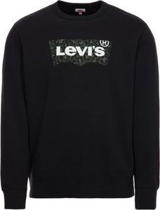 Czarna bluza Levis