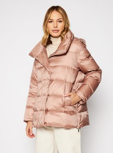 Różowa kurtka Geox