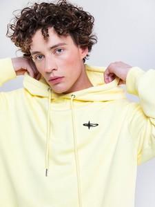 Żółta bluza Big Star w młodzieżowym stylu