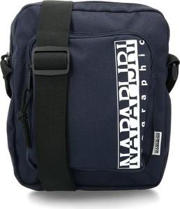 Granatowa torba Napapijri