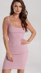 Sukienka Renee mini na ramiączkach w stylu casual