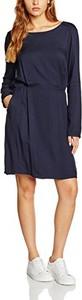 Granatowa sukienka broadway fashion