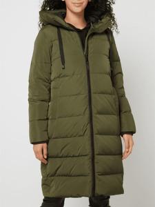 Zielony płaszcz Mos Mosh w stylu casual