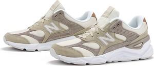 Sneakersy New Balance z płaską podeszwą