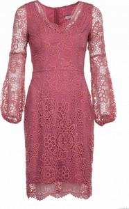 Sukienka VISSAVI mini w stylu casual ołówkowa