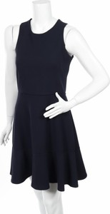 Granatowa sukienka Morgan De Toi w stylu casual