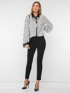 Czarne spodnie Silvian Heach