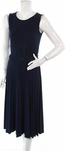 Sukienka About A Girl bez rękawów z okrągłym dekoltem