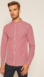 Koszula Tommy Jeans w stylu casual z długim rękawem