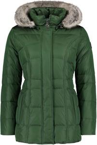 Zielona kurtka Gil Bret krótka w stylu casual