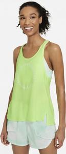 Bluzka Nike z okrągłym dekoltem na ramiączkach