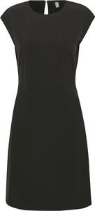 Czarna sukienka Culture mini