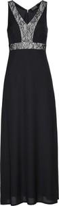 Sukienka bonprix bpc selection premium maxi rozkloszowana