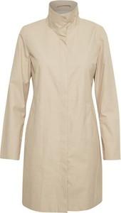 Płaszcz Part Two z bawełny w stylu casual