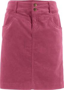 Czerwona spódnica bonprix bpc bonprix collection