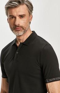 Koszulka polo Calvin Klein z krótkim rękawem