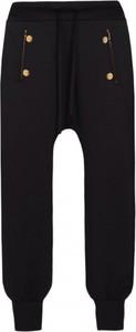 Spodnie sportowe Yuliya Babich z dresówki w sportowym stylu
