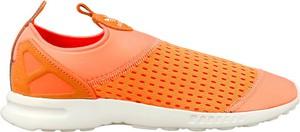Pomarańczowe buty sportowe adidas