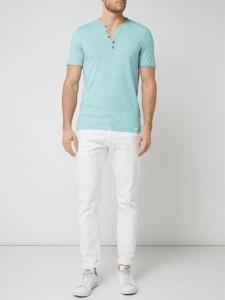 T-shirt McNeal z krótkim rękawem z bawełny