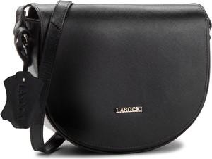 Czarna torebka Lasocki w stylu casual