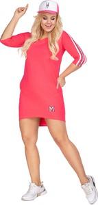 Sukienka Ptakmoda.com dopasowana mini