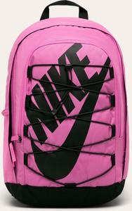 Różowy plecak Nike Sportswear w stylu casual