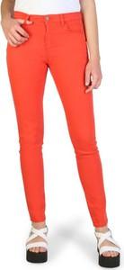 Jeansy Armani Jeans w stylu casual z bawełny
