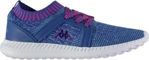 Niebieskie buty sportowe Kappa