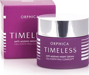 KREM NA NOC ANTI-AGEING TIMELESS ORPHICA 50 ml