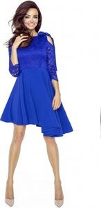 Sukienka Bergamo asymetryczna