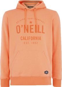 Pomarańczowa bluza O'Neill