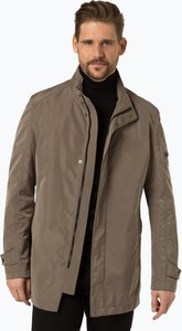Brązowa kurtka Strellson w stylu casual