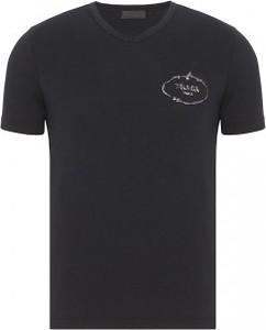 T-shirt Prada w stylu casual