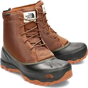 Buty zimowe The North Face sznurowane